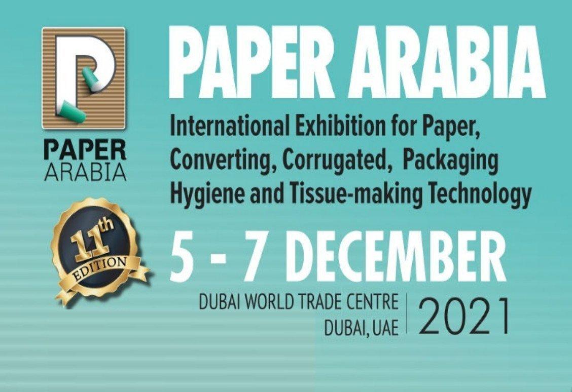 Paper Arabia – Dicembre 5-7, 2021