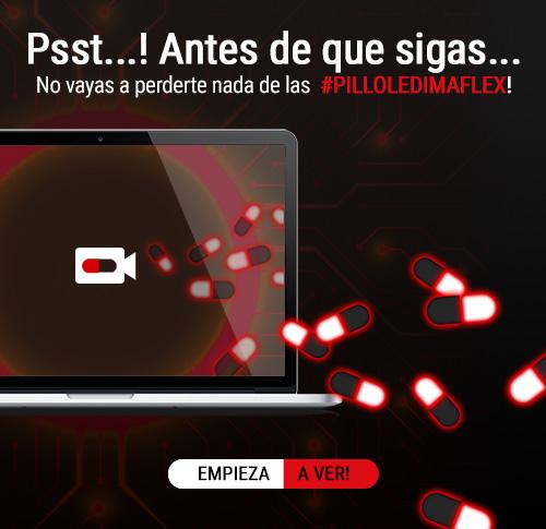 Non perderti #PILLOLEDIMAFLEX!